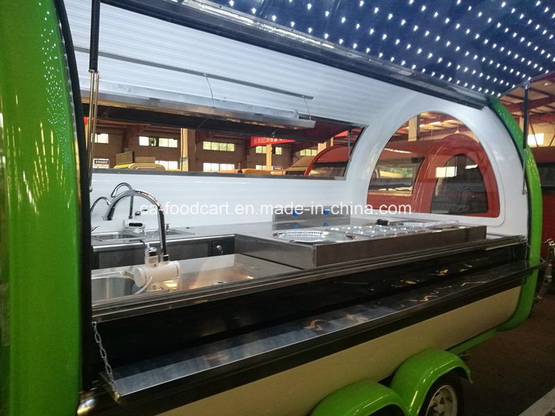 New Product, High Quality Mobile Food Trailer pictures & photos