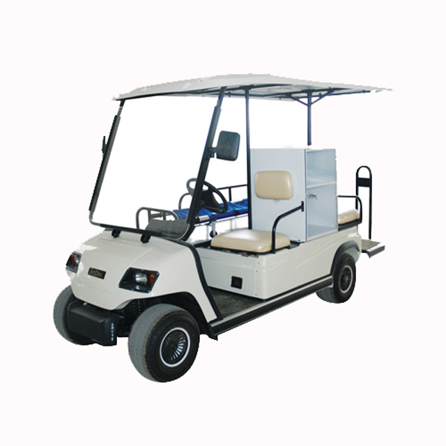 Cheap 4 Seater Electric Ambulance Car pictures & photos