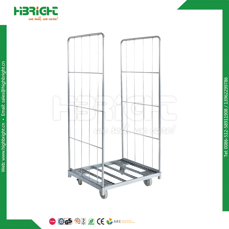 Metal Demountable Storage Roll Cage Container pictures & photos