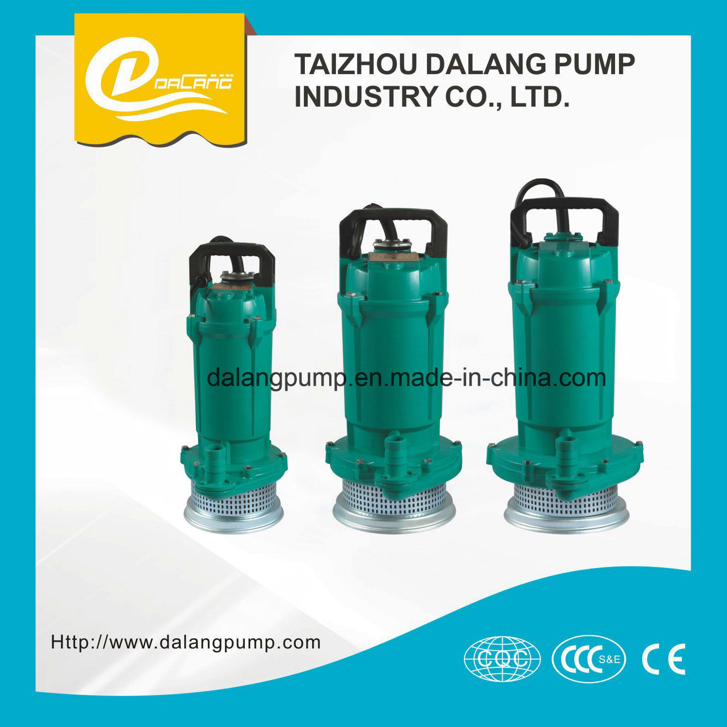 China Shimge Type Qdx Series Electric Submersible Water Pump for ...