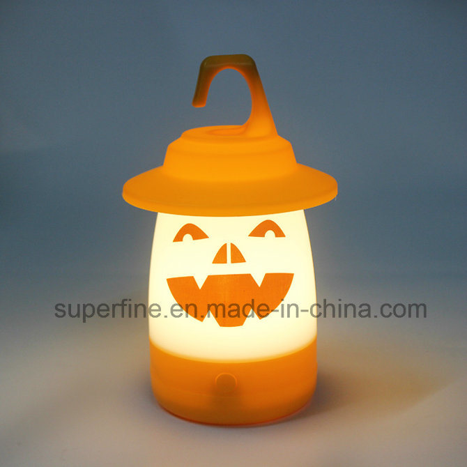 portable 3AA Batteries Operated Plastic Bright Luminary Lighting LED Home Decorative LED Lantern