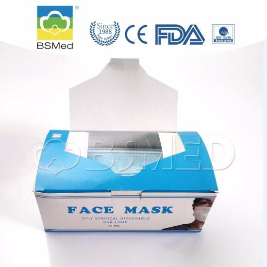 Care 3ply Mask Item Medical Surgical Health Use Face Nonwoven Daily Home hot