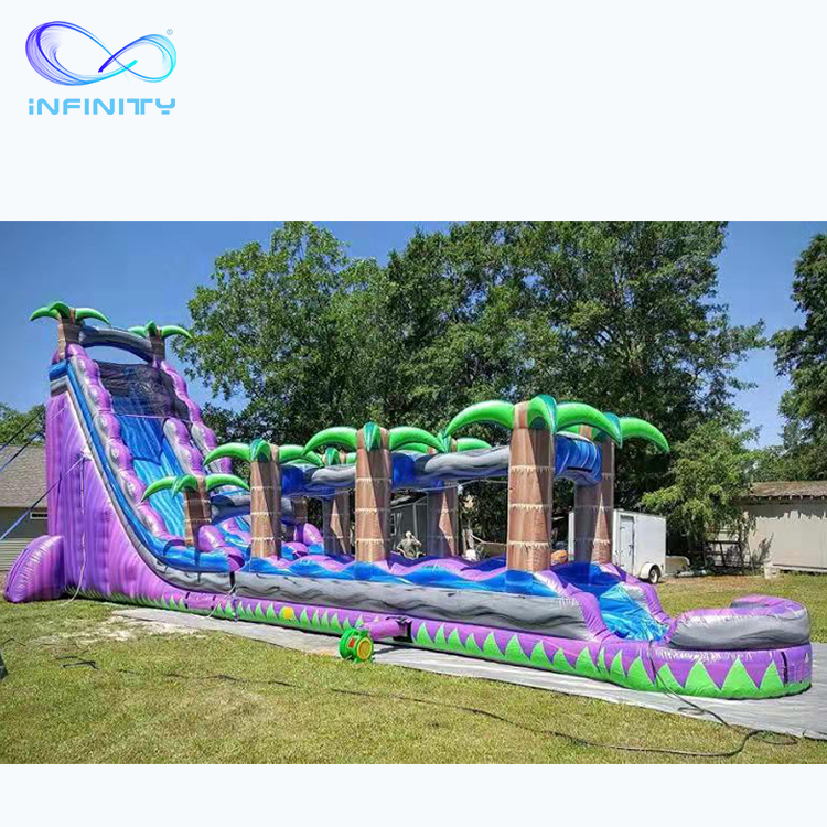 China Hippo Custom Outdoor Water Slide Theme Park Large Inflatable Water Slides With Pool For Adults And Kids China Inflatable Water Slide And Large Inflatable Water Slide Price