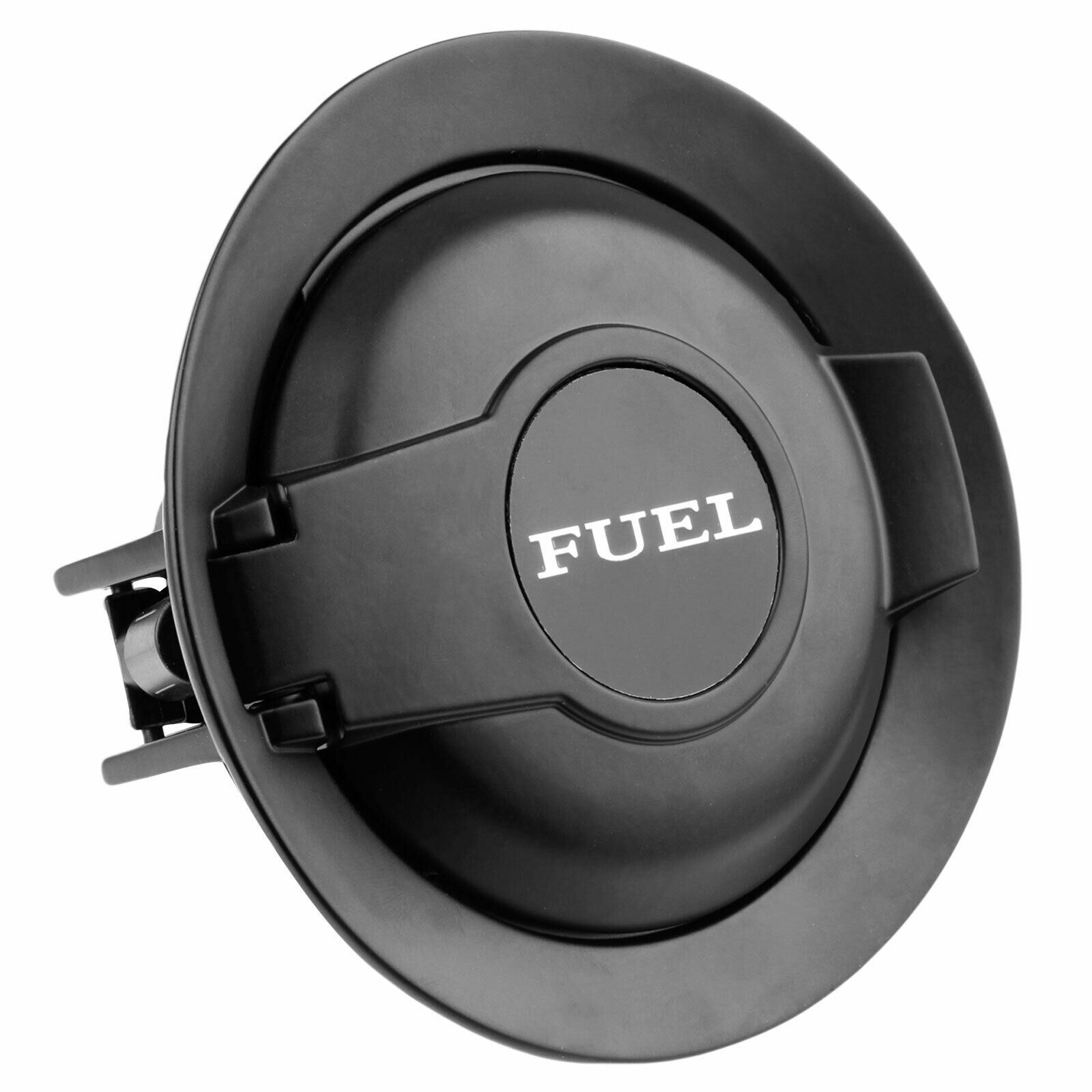 2008-2019  Dodge Challenger Chrome Fuel Door Mopar Logo Factory Accessory