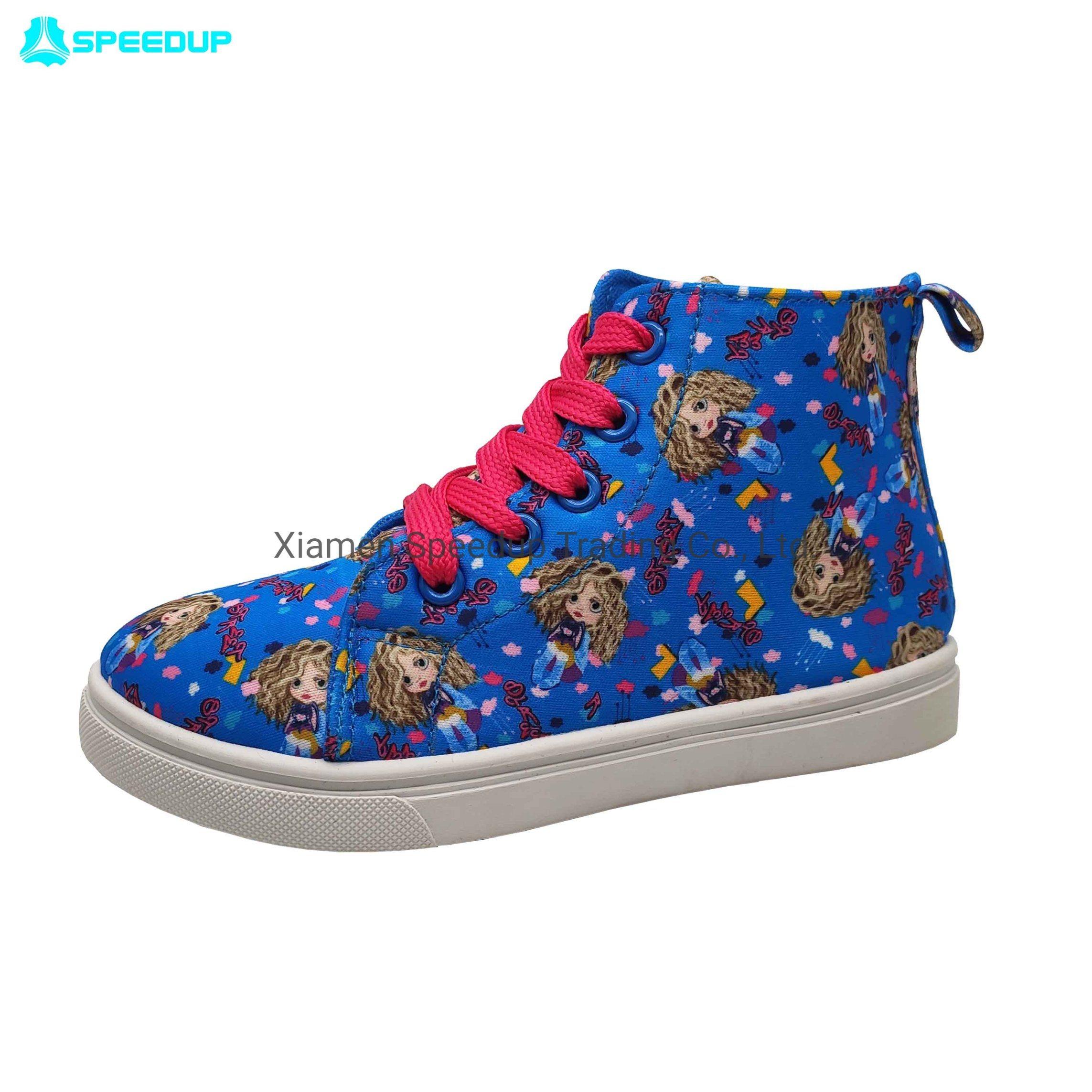 China Hot Selling Fashion Kids Shoes
