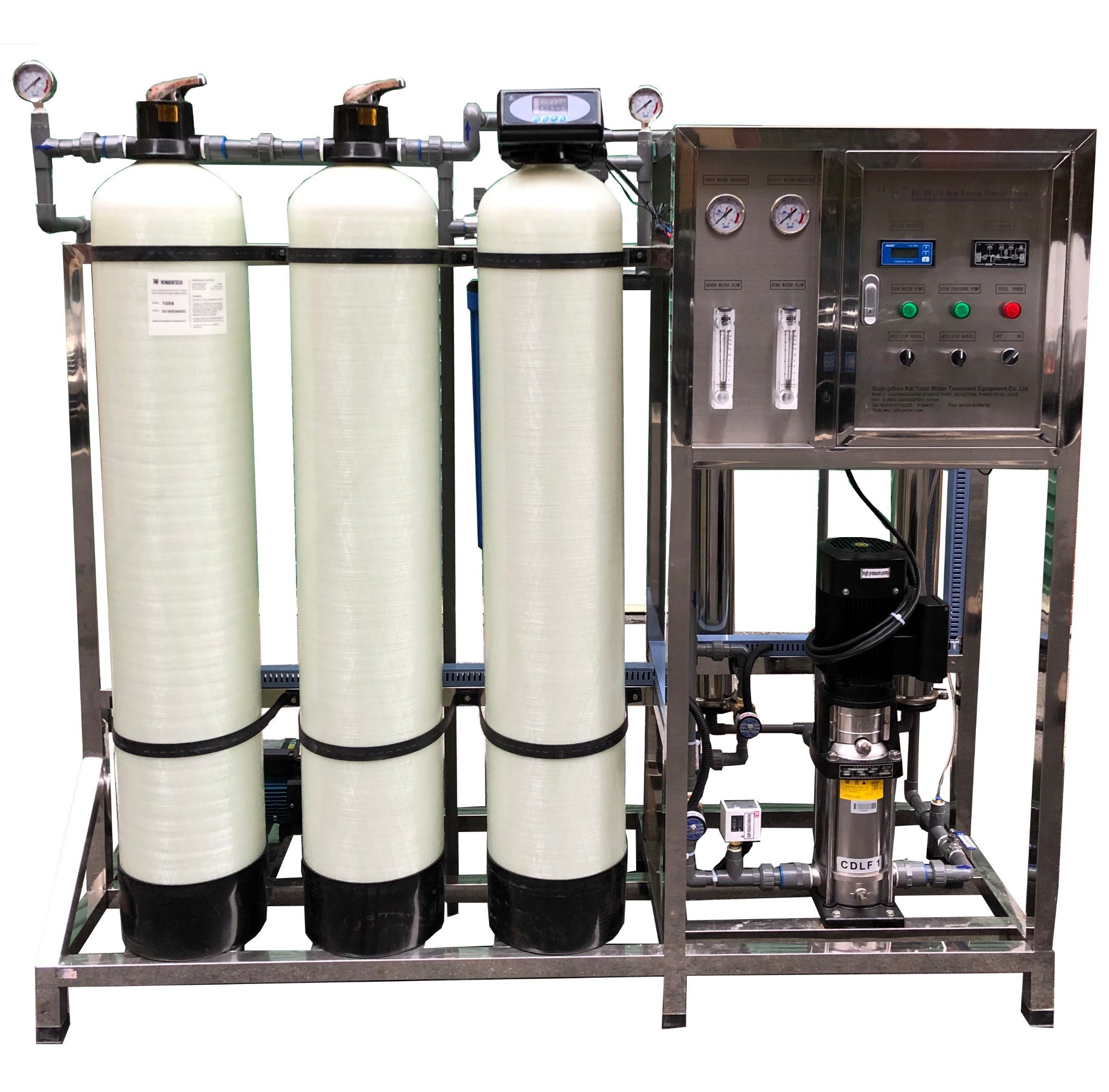 China Industrial Water Filter RO Water Purifier Machine for Pure Drinking  Water Treatment/Purification - China RO Water Purifier, Water Purifying  Machine
