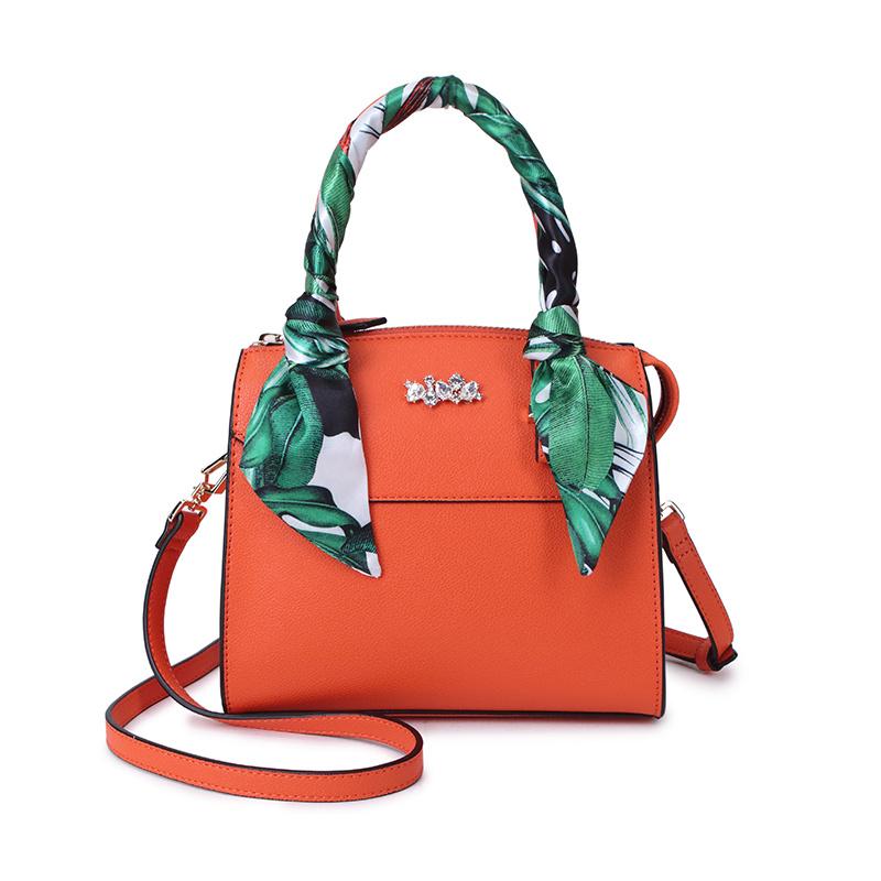33abb0052cc [Hot Item] Fashion One-Shoulder Fairy Bag Lady PU Leather Tote Handbag
