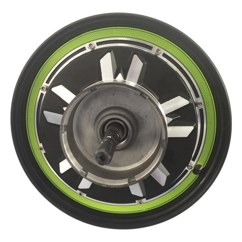 China Brushless Design Electric Wheel Hub Motor Manufacturers