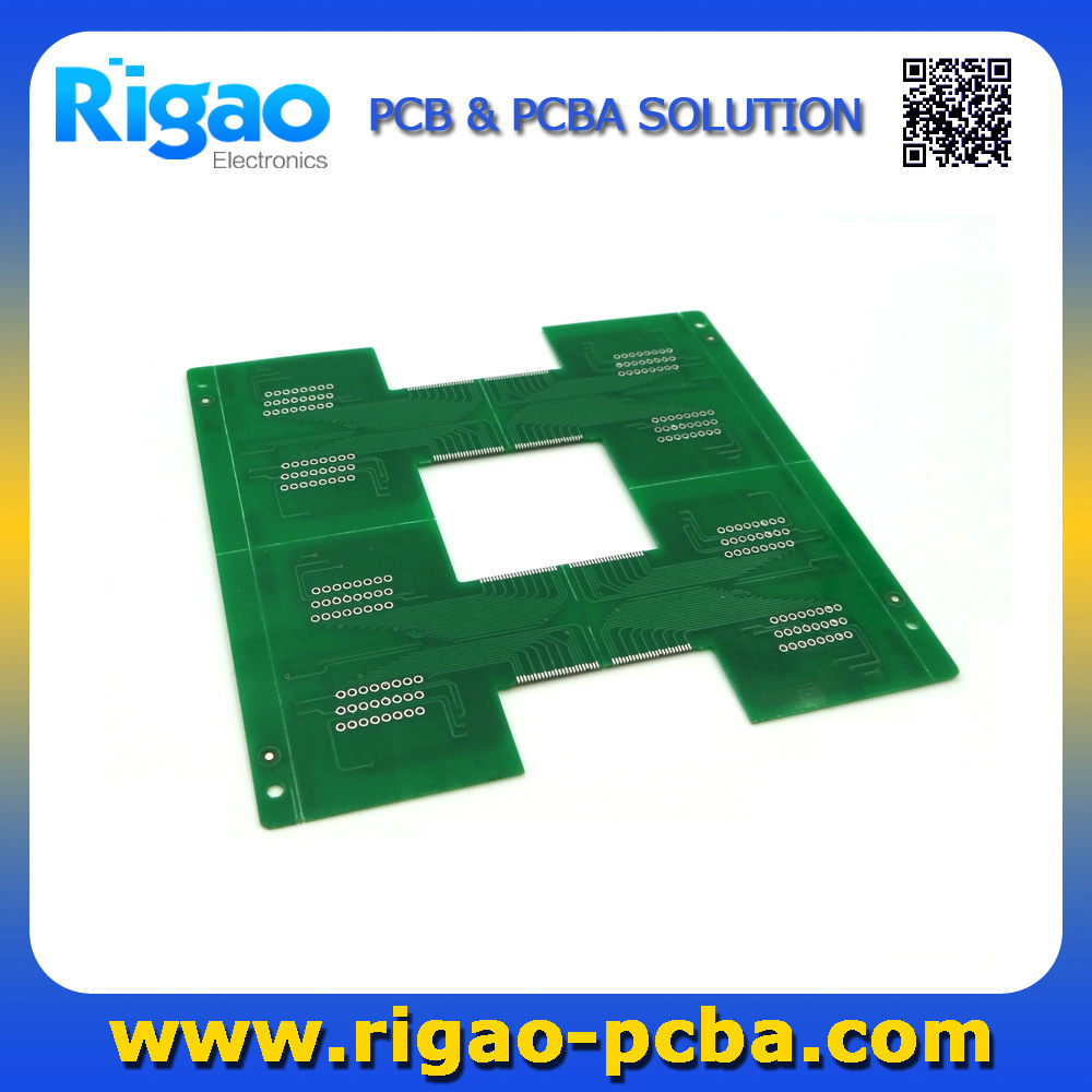 94v0 Pcb Design Multilayer Fr4 Circuit Board From China Hasl Lead Free Electronic Printed Assembly Supplier
