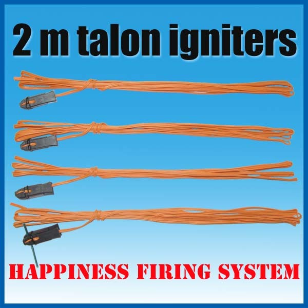 China 2 Meter Talon Igniters, Safety Fuse / Electric Match, Without ...