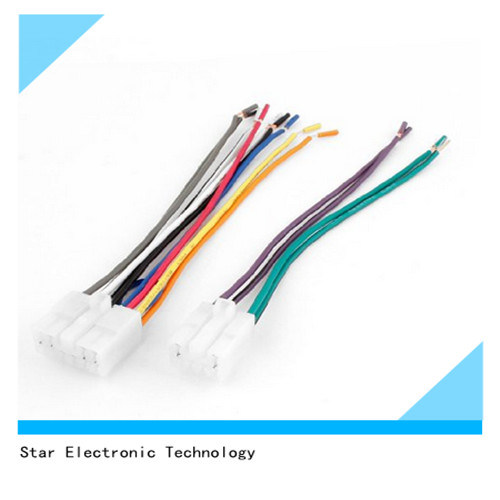 china factory price auto stereo wire harness connector toyota rh starconnect en made in china com