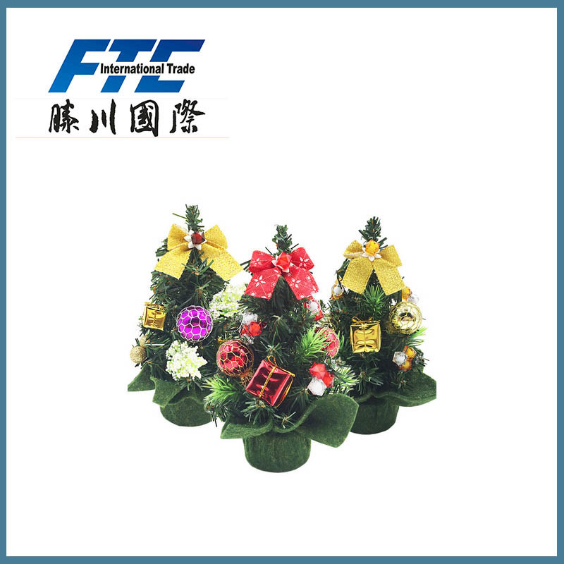 20cm Christmas Gifts/Ornaments Christmas Tree pictures & photos