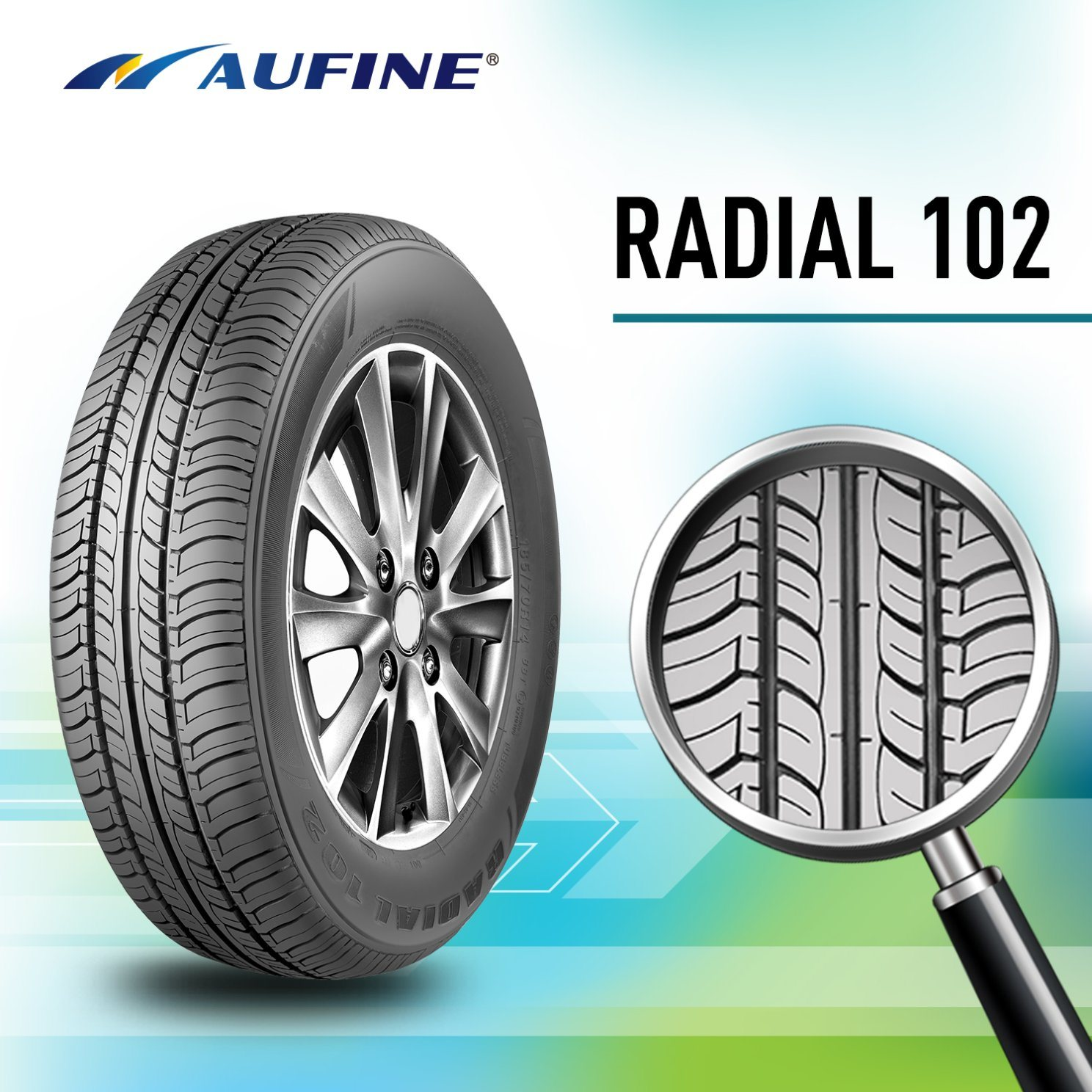 Passenger Tyre PCR Tyre Radial Car Tyre with Reach pictures & photos