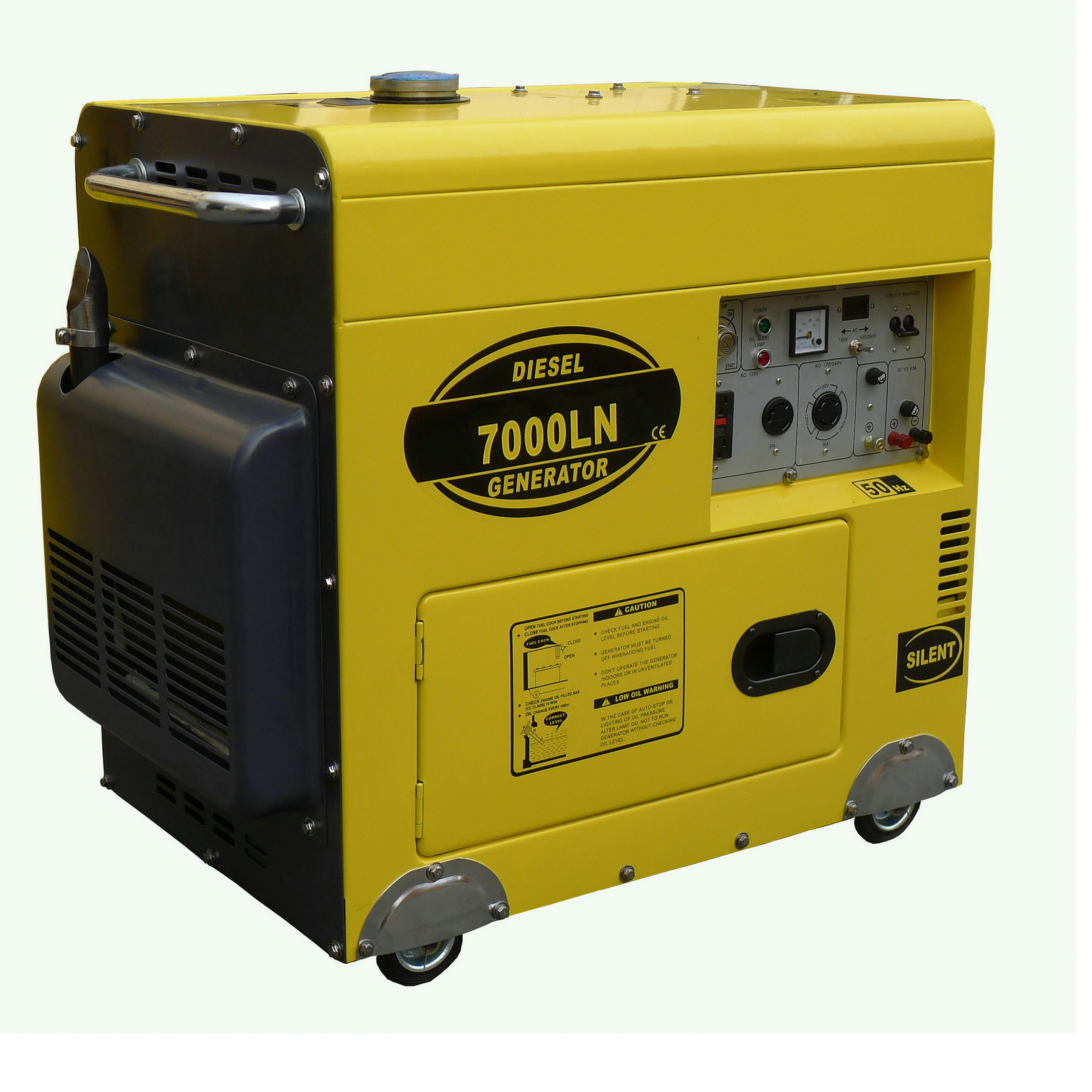 China Super Silent/Soundproof Diesel Generator - China Diesel