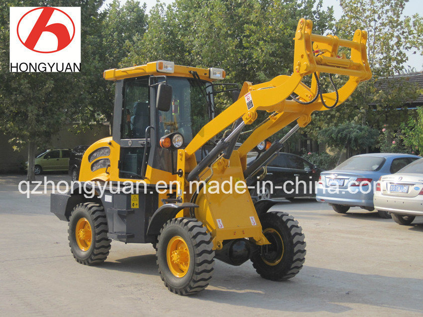 Multi-Function Wheel Loader Zl10b with Zn490 Engine