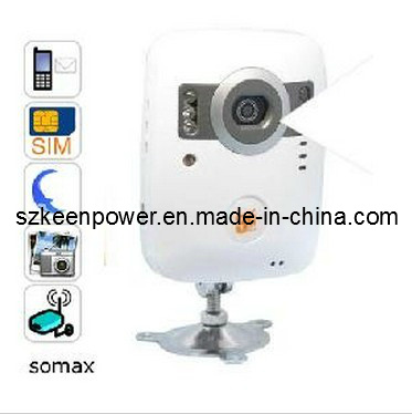 WCDMA 3G Camera Home Security Unlock One Year Qaulity Warranty (IPC016-1)
