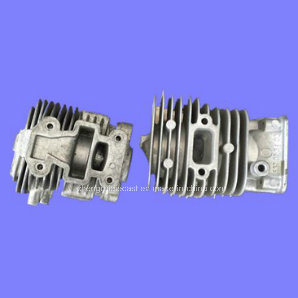 Customized Precison Die Casting of Motorcycle Cylinder Head