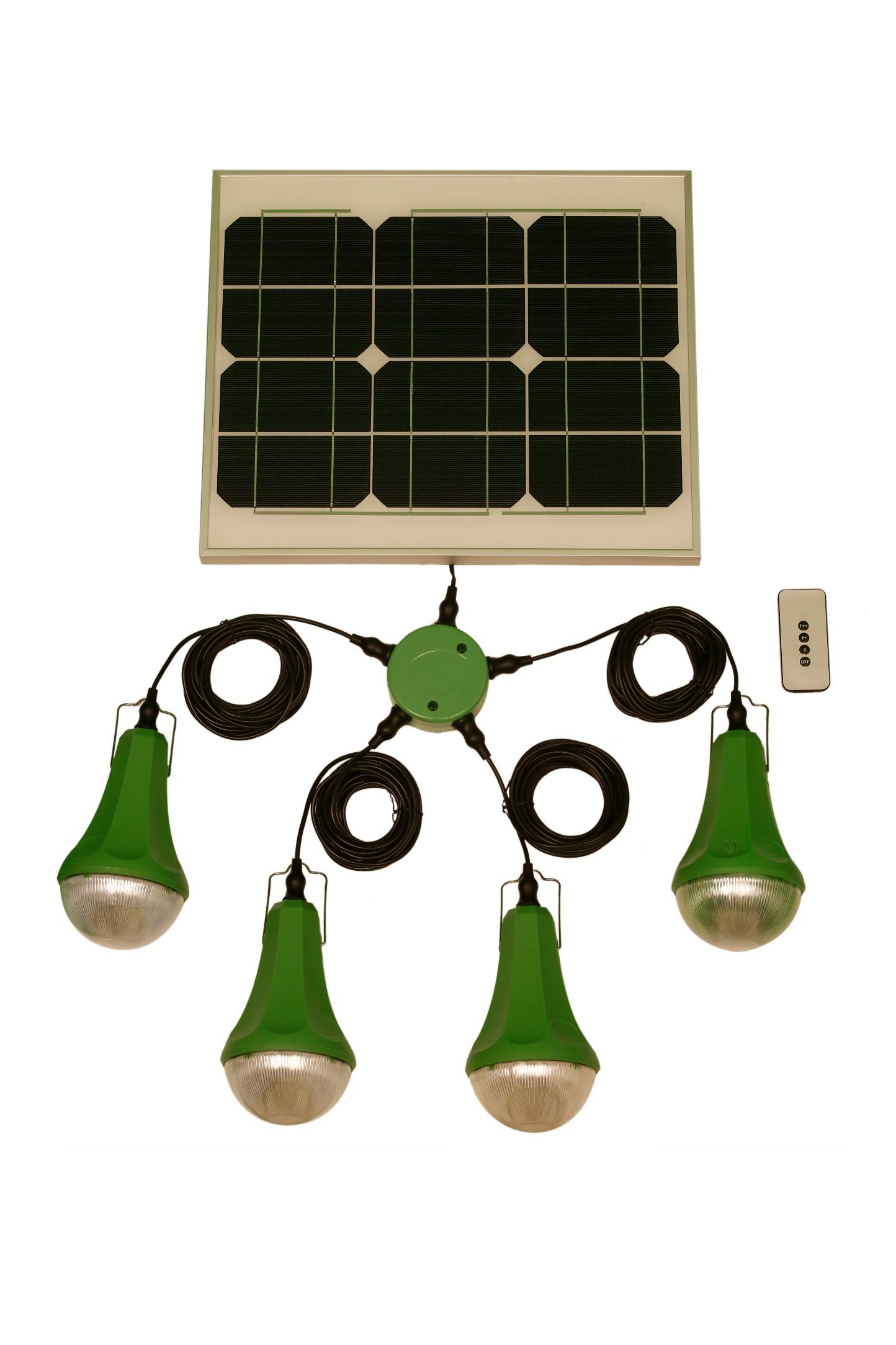 China Portable 20W Solar Home Lighting System Smart Phone Charger ...