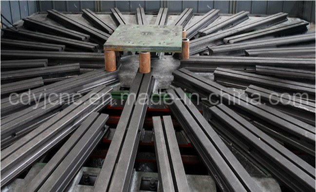 CNC High Speed Plate Drilling Machine pictures & photos