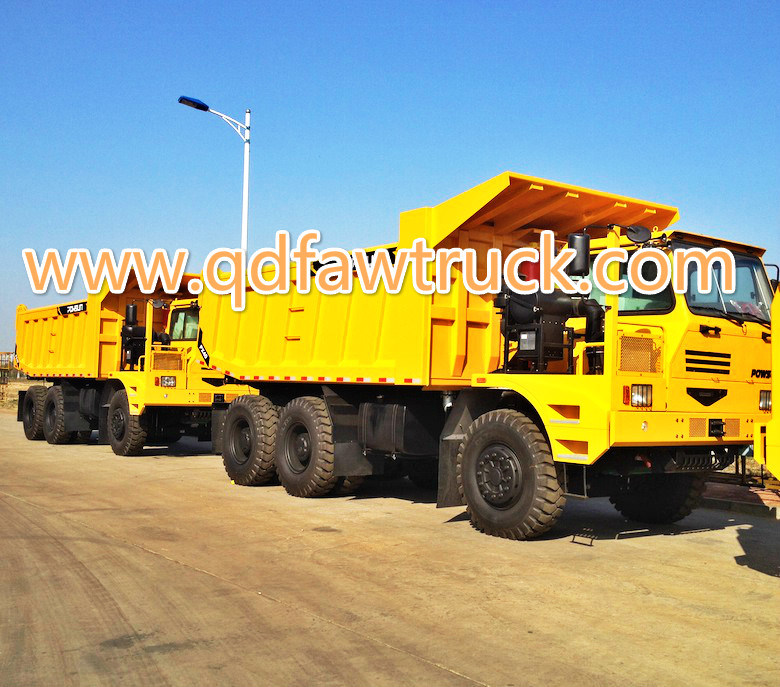 90 Tons Automatic Mining Heavy Duty Truck pictures & photos