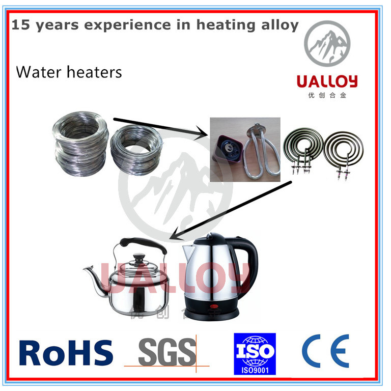 China for Water Heaters High Temperature Nichrome Heating Wire ...