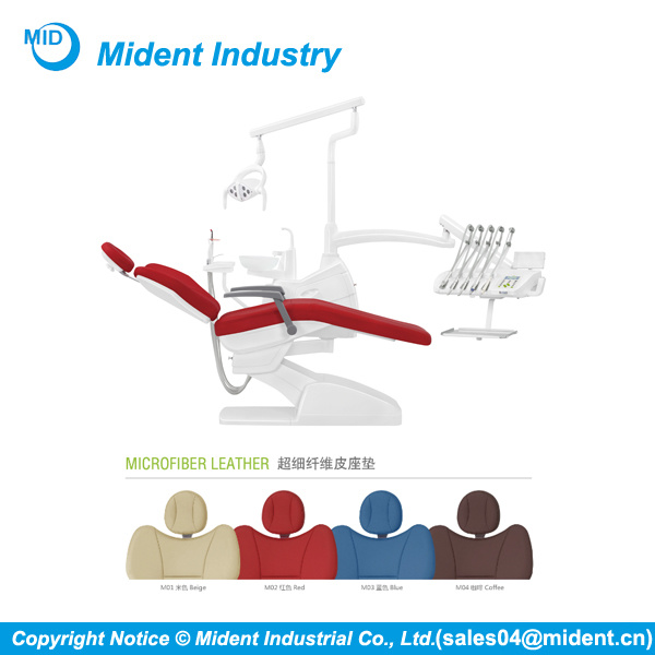Ce Approved Dental Equipment Dental Chair Dental Complete Unit