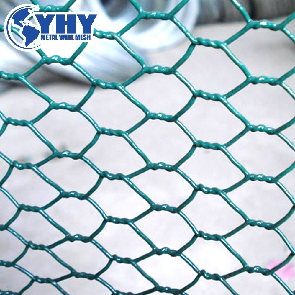China PVC Coated Hexagonal and Chicken Wire Mesh Photos & Pictures ...