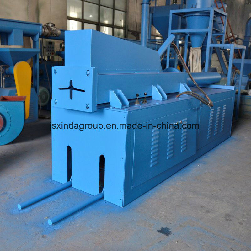 China Ls-1200 Tire Steel Wire Puller - China Debeader, Tyre Recycling