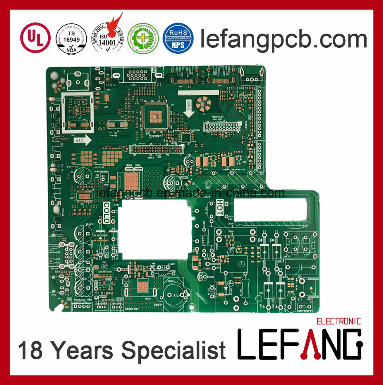 China Bluetooth Printed Circuit Board Pcb Manufacturing Fabrication And Assembly Pcba