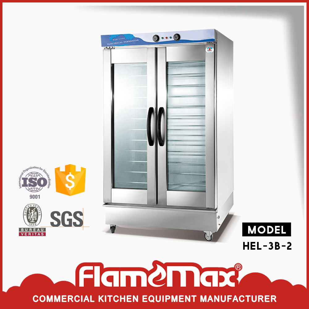 China Electric Leavening Chamber (2-door 30-tray) (HEL-3B-2) - China ...