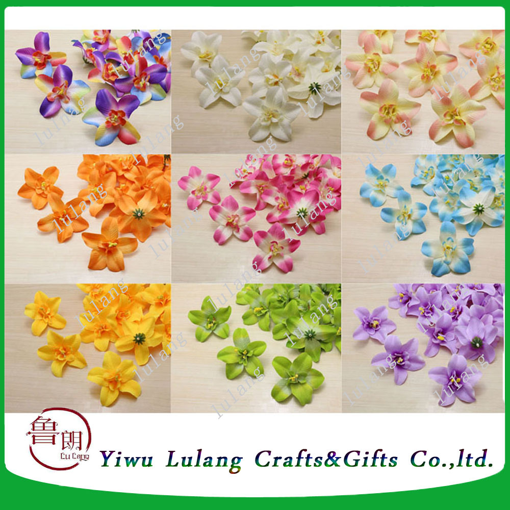 China lot cartland artificial thai orchid silk flowers heads lots lot cartland artificial thai orchid silk flowers heads lots wholesale mightylinksfo