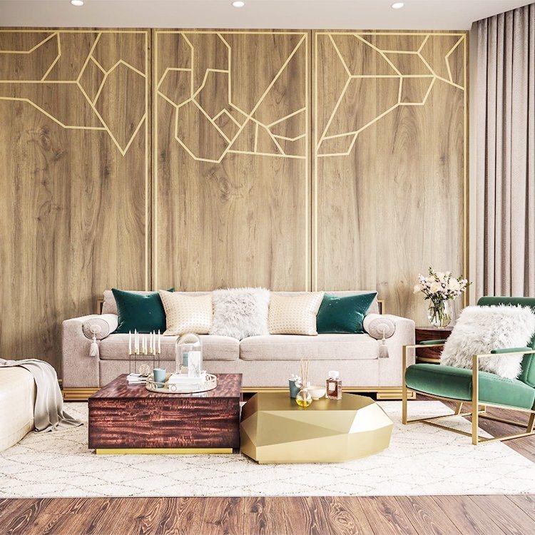China Living Room I Shaped Sofa Luxury, Designer Sectional Sofas
