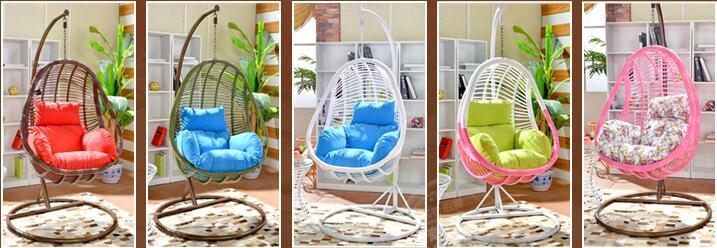 China Pe Rattan Hanging Chair Sofa Swing Hammock