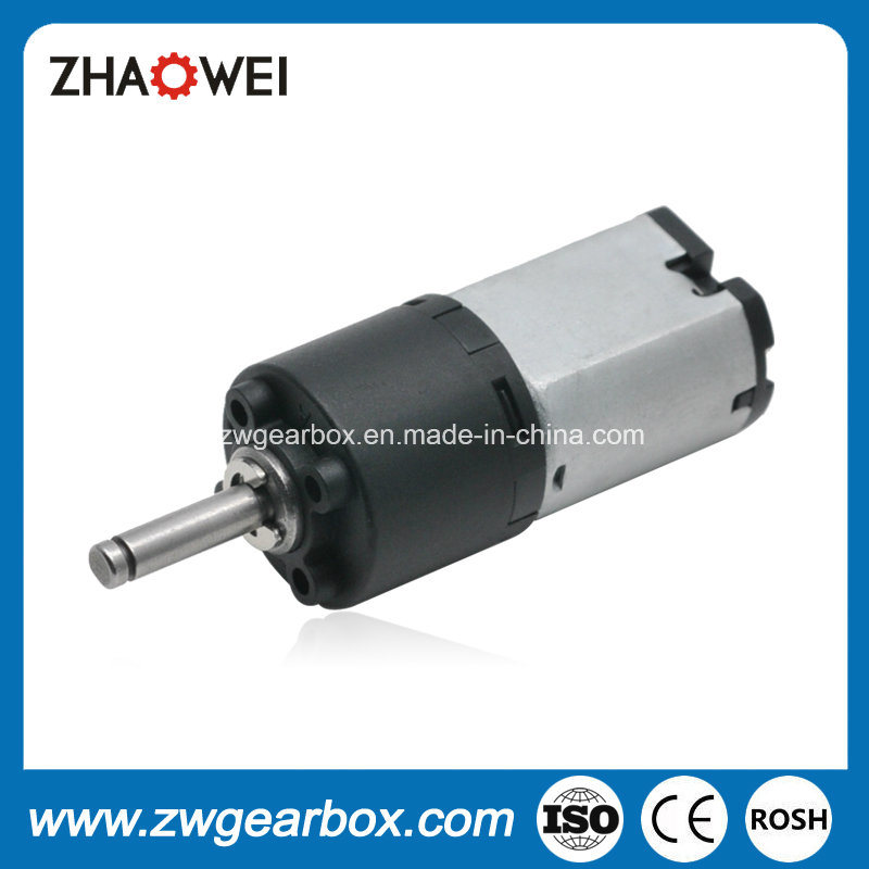 Gear Ratio 864: 1 6V DC Micro Worm Gear Motor pictures & photos