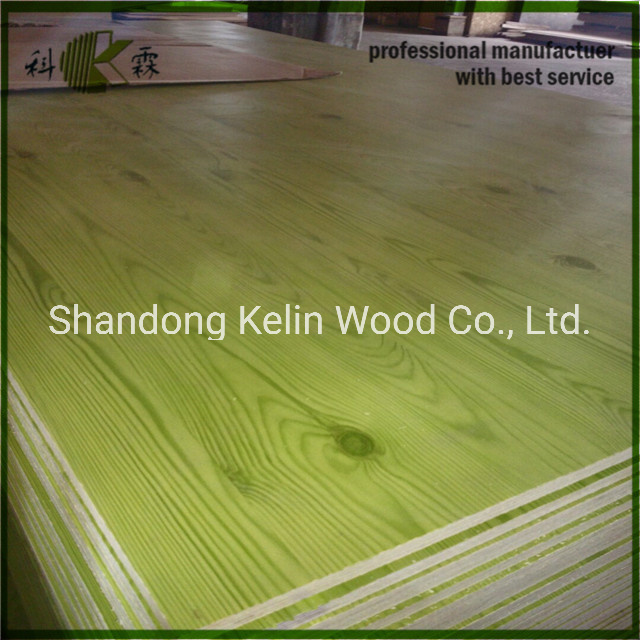 China Melamine Paler Colored Plywood Sheet 4x8 China Colored Plywood Sheet