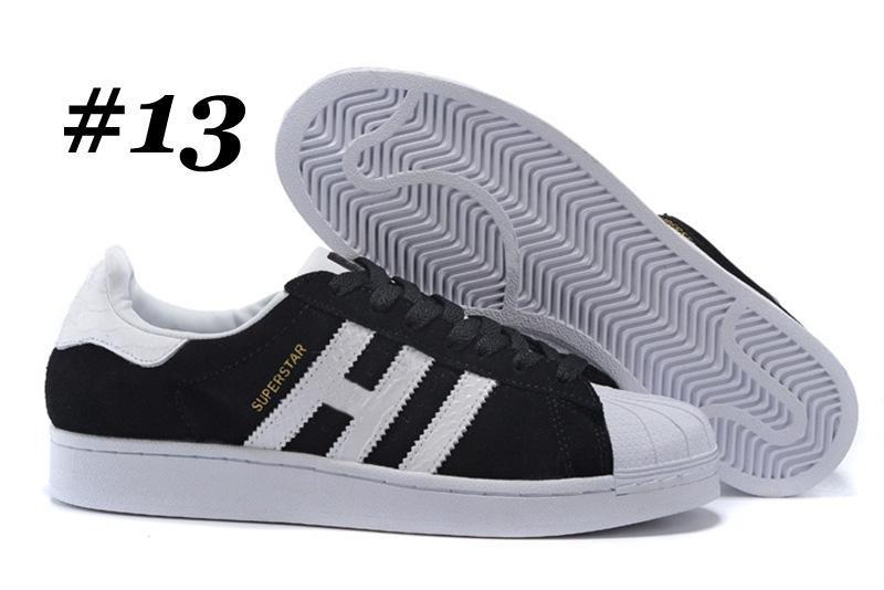premium selection 8d934 22f7f Superstar Original White Hologram Iridescent Junior Gold Superstars  Sneakers Originals Super Star Women Men Sport Running Shoes 36-45