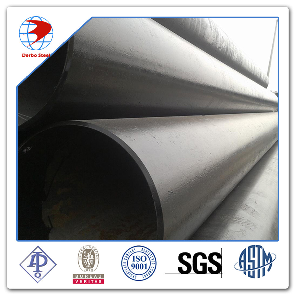 Od 4inch 17.12mm Thick API5l X70 Psl2 Seamless Pipe