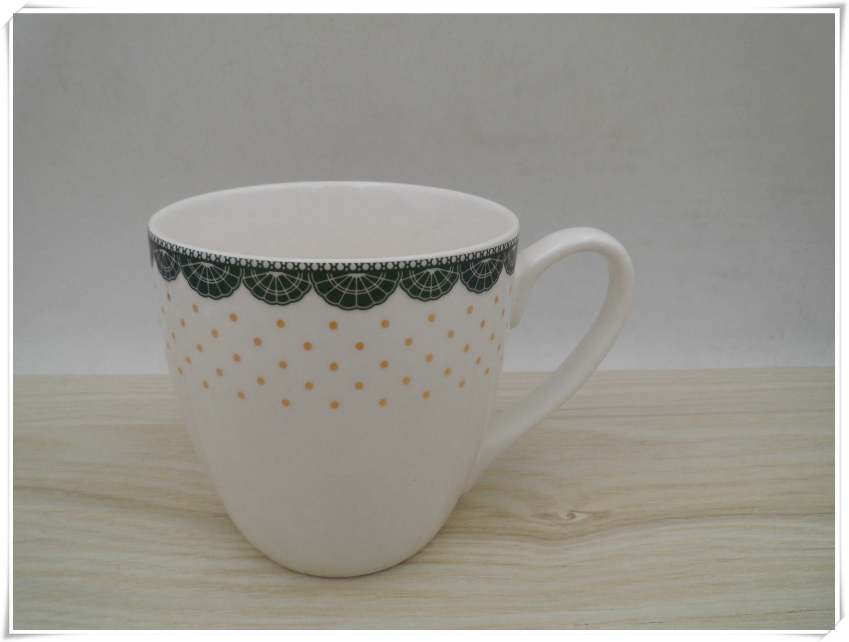 Ceramic Glazed Coffee Mugs