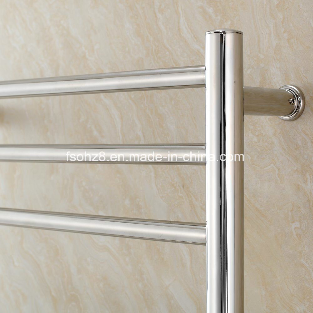 Stainless Steel Electric Heated Towel Rack for Bathroom