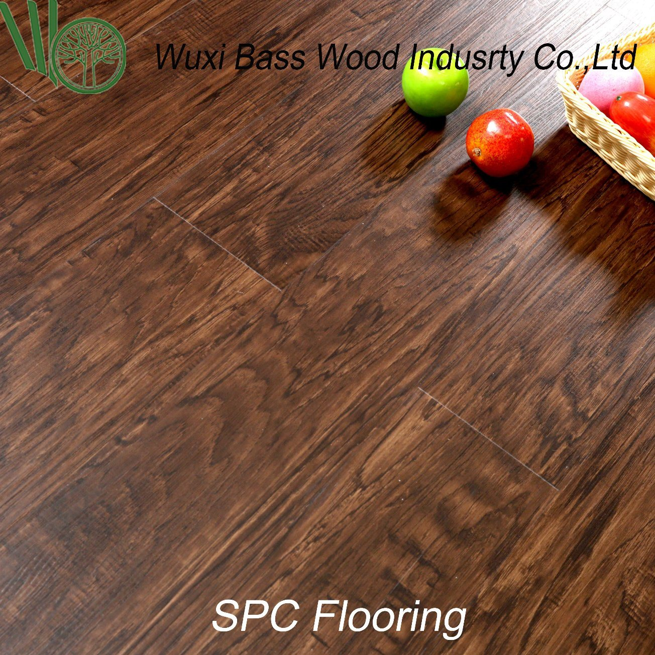 China High Le Spc Flooring Suitable For The Wet District Pvc Floor Wpc