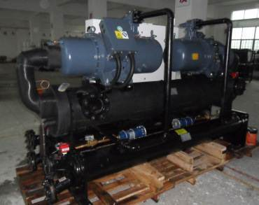 150ton/250ton Explosion-Proof Water Cooled Screw Chiller for Central Water Cooling