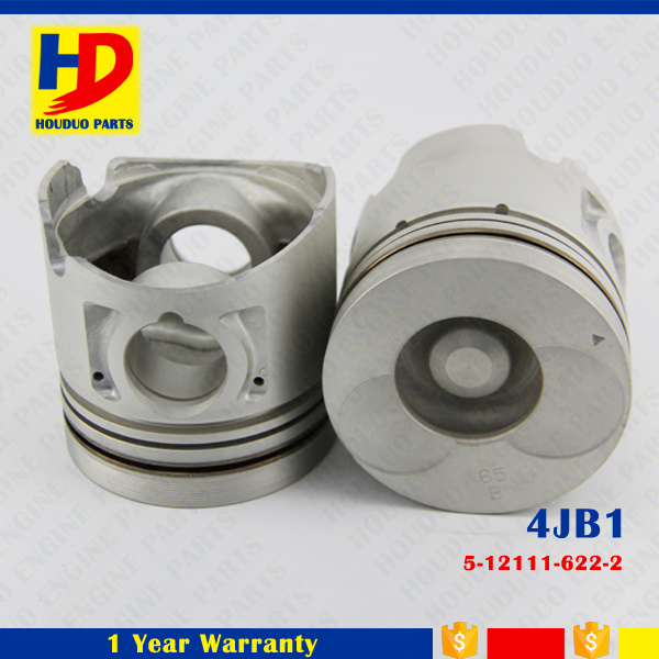 4jb1 Piston for Isuzu Engine Parts (5-12111-622-2 8-94433-177-1)