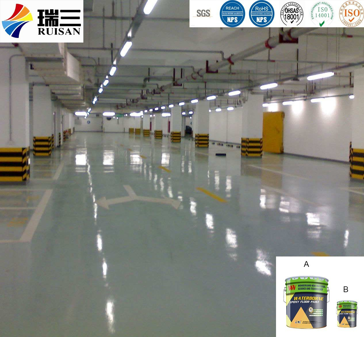 China Waterborne Epoxy Hardener For