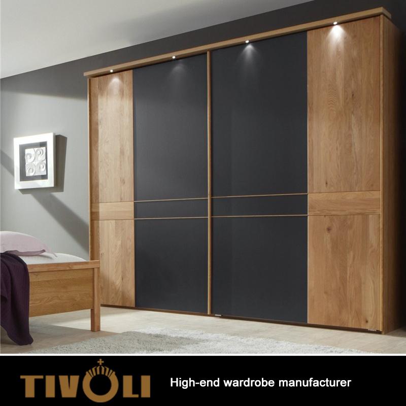 China Simple Design Bedroom Wardrobe Design Custom Design