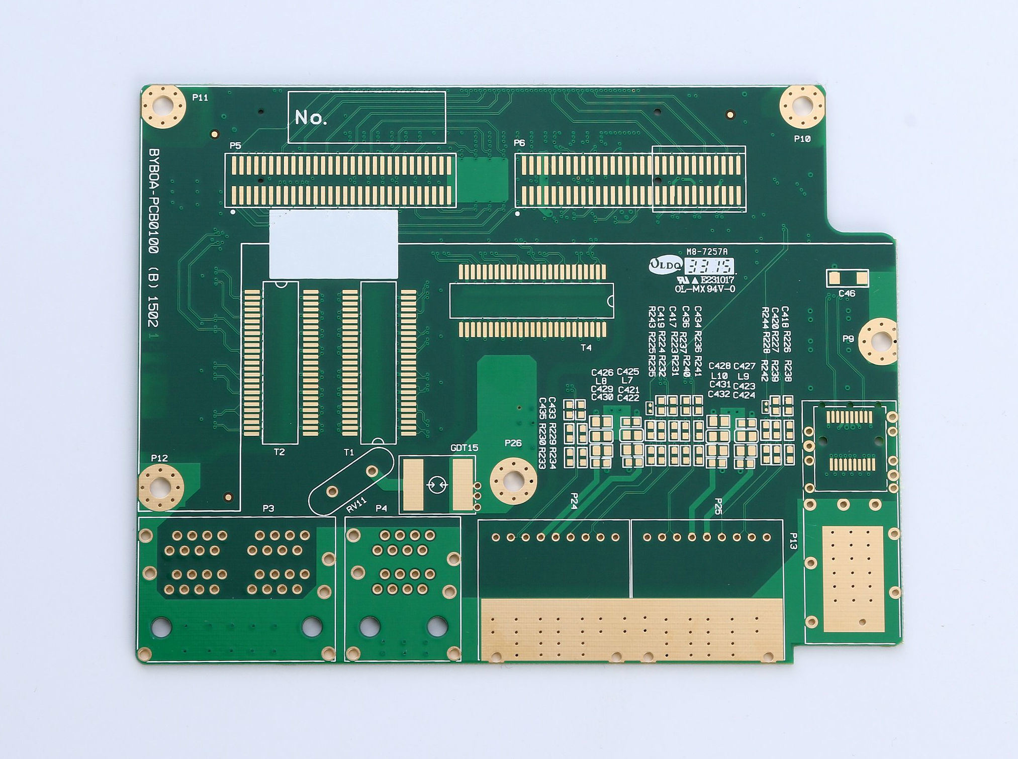 [Hot Item] Custom Fr-4 Blank PCB Circuit Board Design and Manufacturing  with UL Certificate