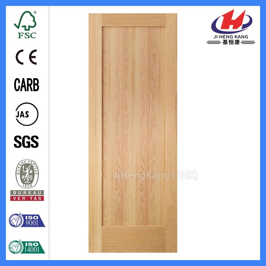 China Custom Interior Doors Wooden Door Design Shaker Panel Door