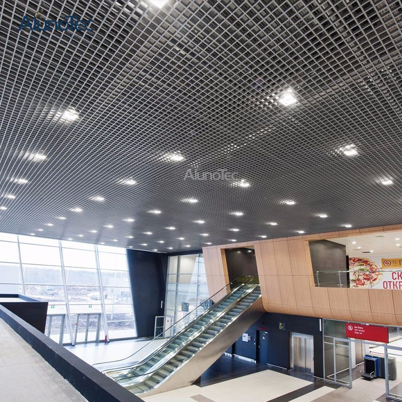Suspended Aluminum Ceiling Tile