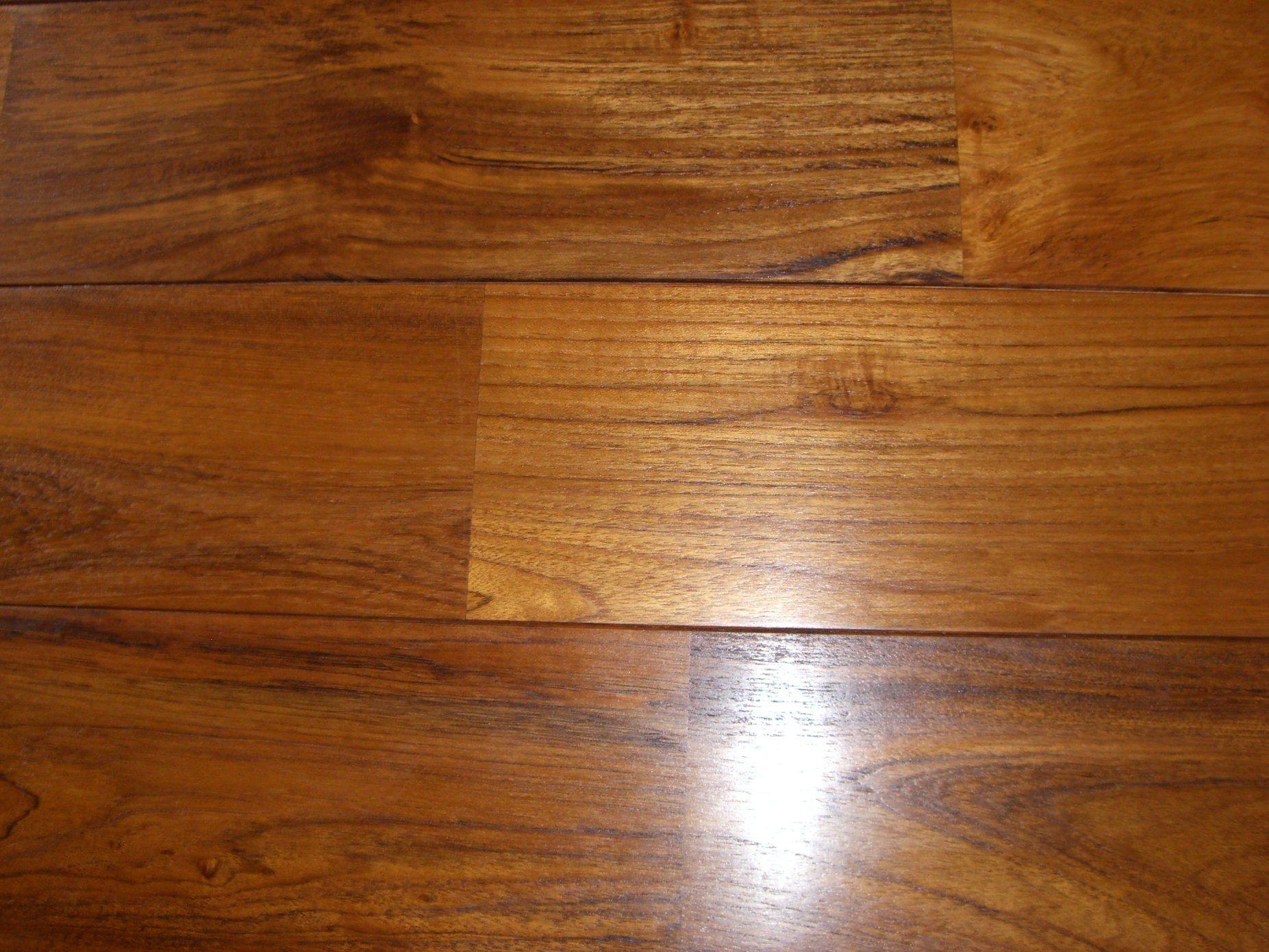 Oiled Golden Teak Solid Wood Flooring, Tortola Teak Laminate Flooring