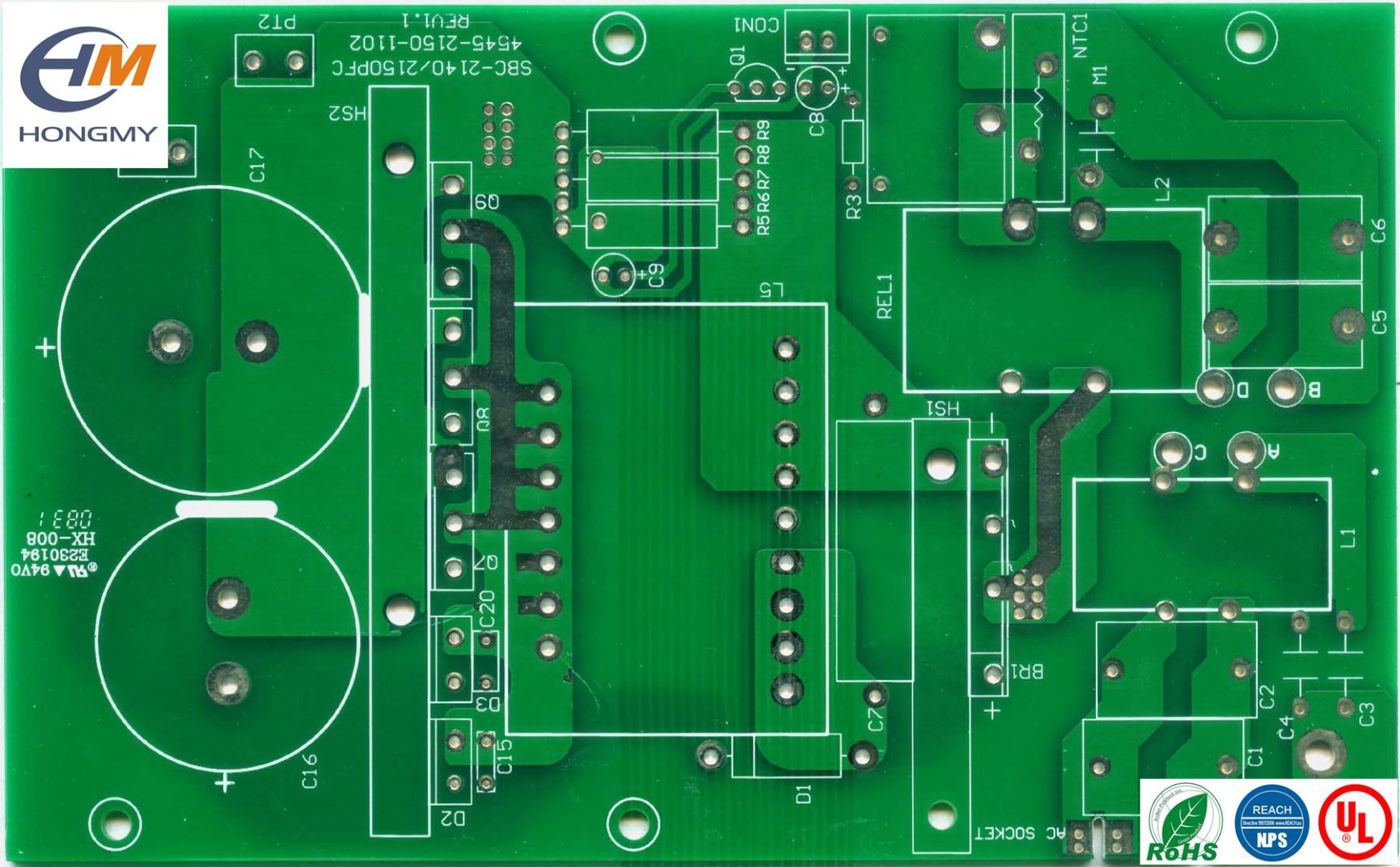 Ac Circuit Board