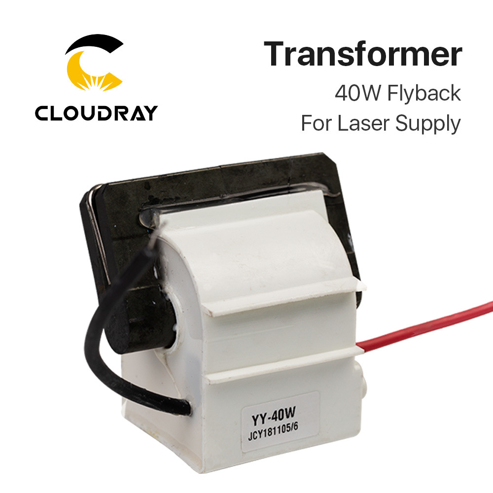 [Hot Item] Cloudray 40W Formal High Voltage Flyback Transformer for Power  Supply